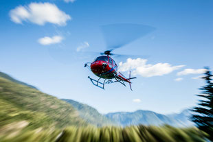 Wie schnell ist ein Helikopter?