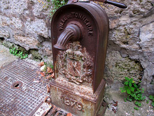 zentrale Wasserversorgung anno 1879