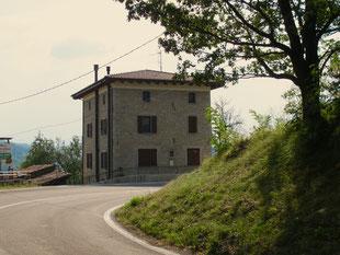 typisch italienischer Haus-Stil