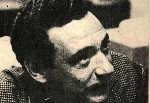 Gigante. La estampa de Néstor Sánchez, un autor imprescindible, aunque muchas veces olvidado. | Foto: Gentileza Flia Sanchez