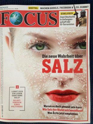 Focus-Titelstory Nr. 37/14
