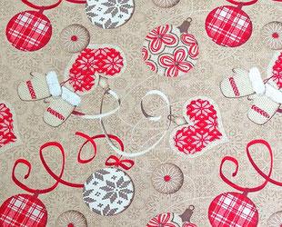 артикул Ordino, скатерть к Новому году, новый год, рождество, новогодние ткани, ткани для праздника