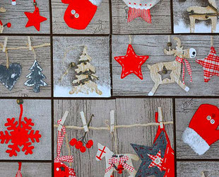артикул Amedio, новый год, рождество, новогодние ткани, ткани для праздника