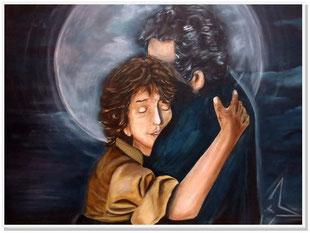 Gott hat uns Menschen als Engel geschenkt, die bei uns sind, wenn Leben schwer wird.