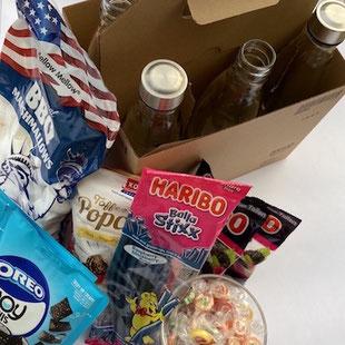 Süßigkeiten als Geschenk zu Jugendweihe