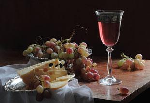 Сыр и вино - Фото: Pretty 1