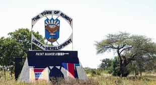 Zurück in Rundu, wo alles begann im Januar 2014
