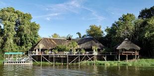 Nunda River Lodge, Divundu