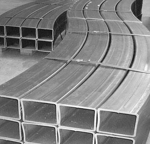 Stahlbauhohlprofil