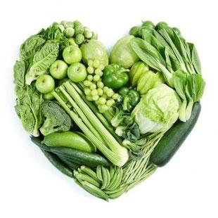 Dieta verde menu completo