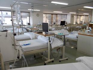 北多摩病院 透析室