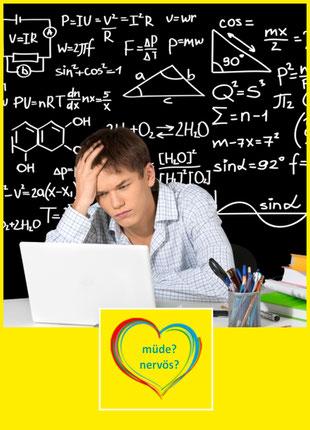 Schulstress, Prüfungsangst