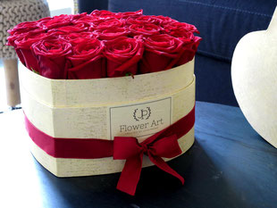 foto van flower box Heraty Red