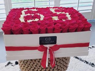 Foto van flower box Queen