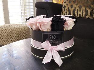 Foto van flower box Rose Tinderness