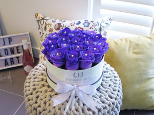 Foto van flower box Violette