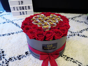 Foto van flower box Golden Heart