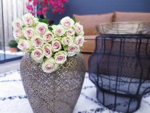 Foto van Tine Heart Bouquet