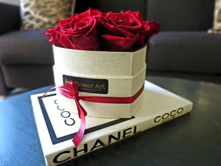 Foto van flower box Pure Red