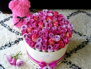 Foto van flower box: Pastel Mystique