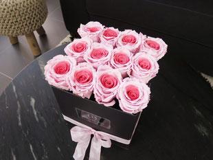 Foto van flower box Reddy Pink