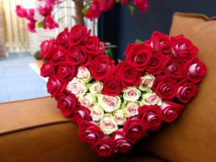 Valentine's bouquet - geschikt voor Valentijn