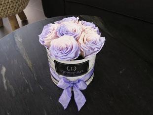 Foto van flower box Lila stint