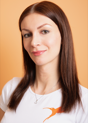 Florence Goutte   Cosmetician with Federal Certificate of Competence (EFZ)
