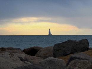 15. Januar 2014 - Ein Schiff wird kommen...