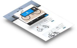 jimdo design