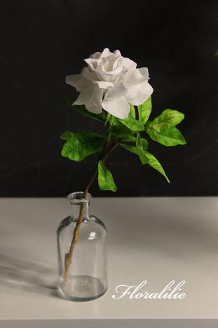 Gardenie aus Wafer Paper | Floralilie