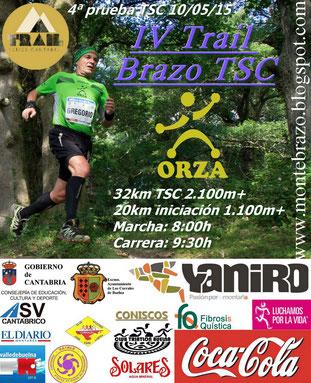 Trail Monte Brazo