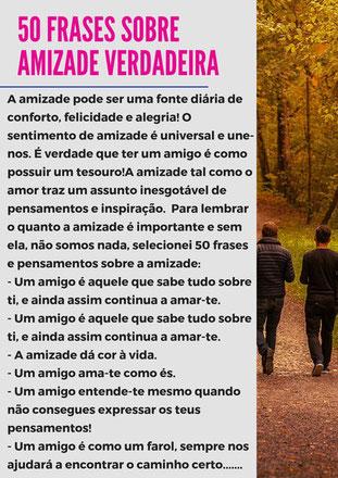 frases sobre amizade verdadeira-