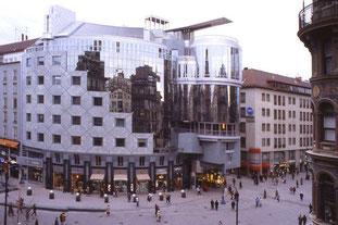 Immeuble Haas, lieu de l'attentat (saison1,épisode1)