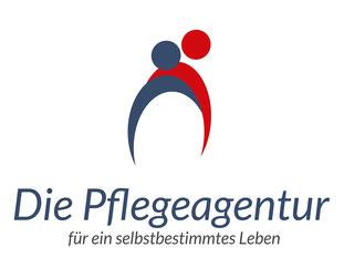Logo Die Pflegeagentur