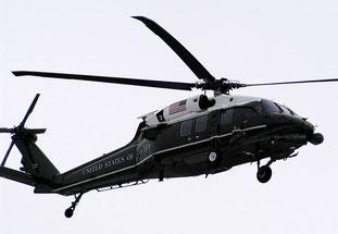 hélicoptère VH 60 N WHITE HAWK
