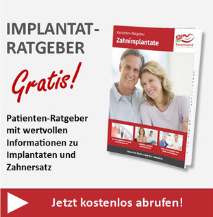 Zahnimplantate Rosenheim - Stephanskirchen: Kostenloser Ratgeber von Zahnarzt Dr. Thorsten Lange