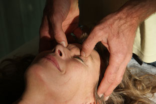 Massage réflexologie faciale playa  del ingles Canarias