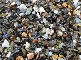 Mischkorund, Korund, mineralisch, Strahlmittel, Strahlsand, Sandstrahlen, Strahlkorund