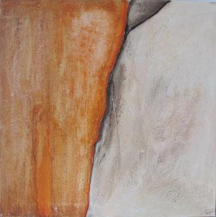 Nr. 2010-HO-004, 60 x 60 cm, Acryl auf MDF