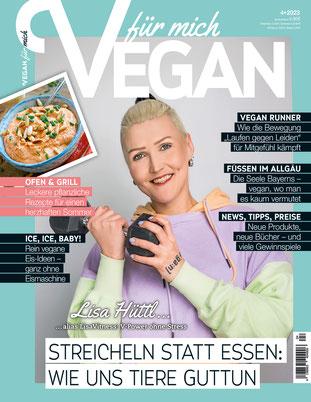 Vegan für mich-Magazin