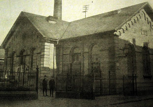 dudweiler, altes wasserwerk, denkmalschutz, 1896