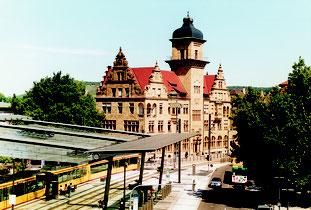 Hauptverwaltung in Heilbronn