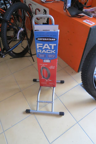 support pour fat bike  36€00