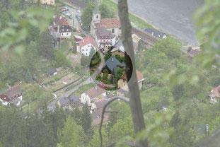 Urlaub in der sächsischen Schweiz, Tschechien an der Elbe