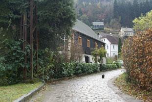 Elbradweg Ferienhaus Sächsischen Schweiz