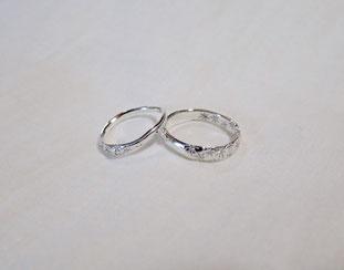 結婚指輪   マリッジリング ペアリング ナチュラルテイスト