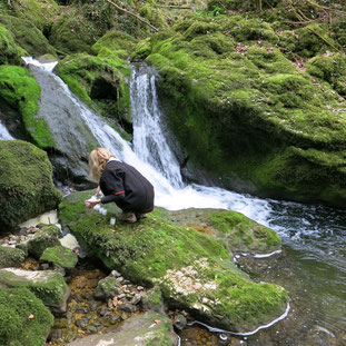 Dona Mujia - Göttin des Wassers