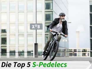 Die besten S-Pedelecs 2020