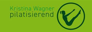 Logo des Pilatesstudios Kristina Wagner in Obergünzburg im Allgäu